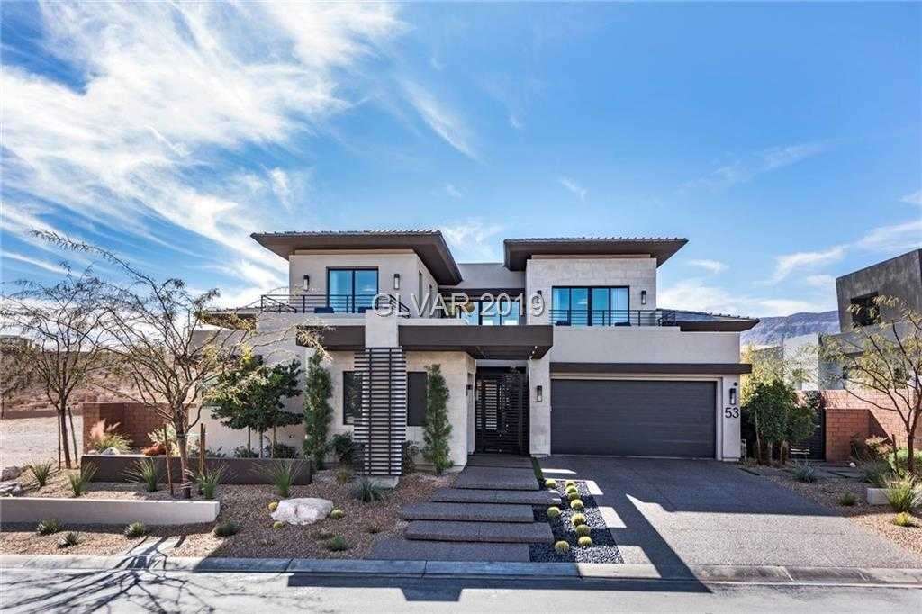 $3,495,000 - 4Br/6Ba -  for Sale in Summerlin Village 18 Ridges Pc, Las Vegas