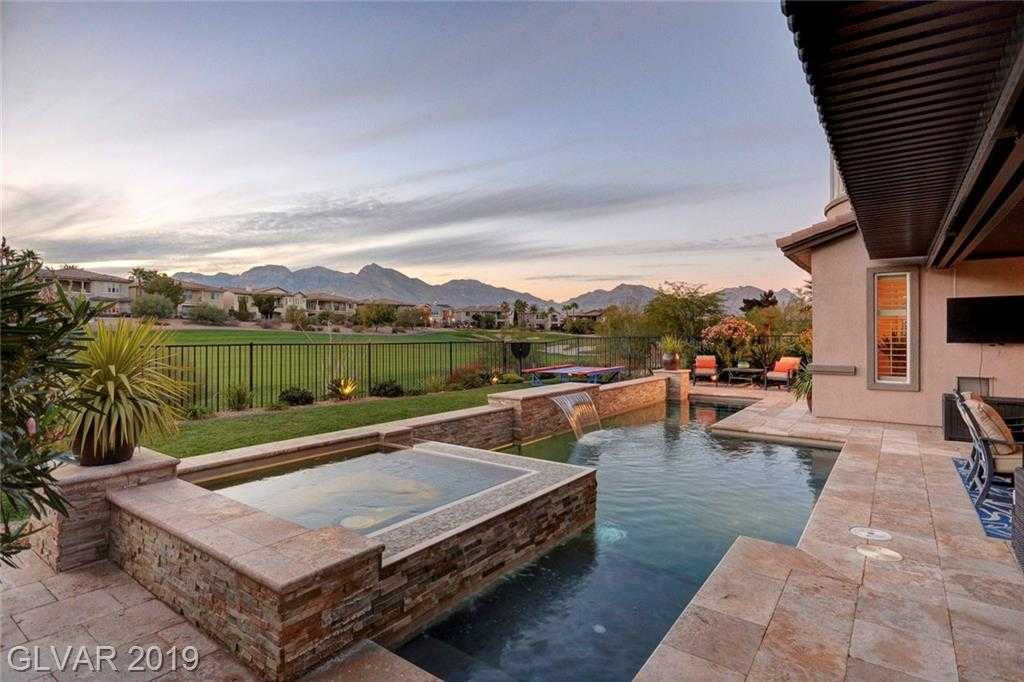 $1,250,000 - 5Br/4Ba -  for Sale in Red Rock Golf Club No 1, Las Vegas