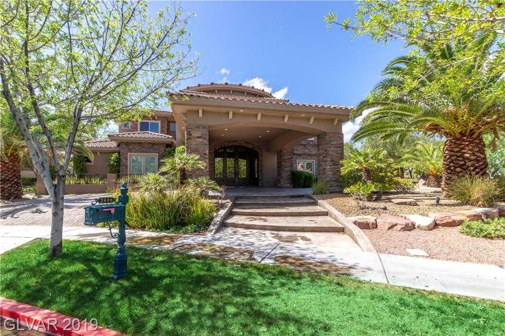 $2,100,000 - 6Br/9Ba -  for Sale in Seven Hills, Henderson