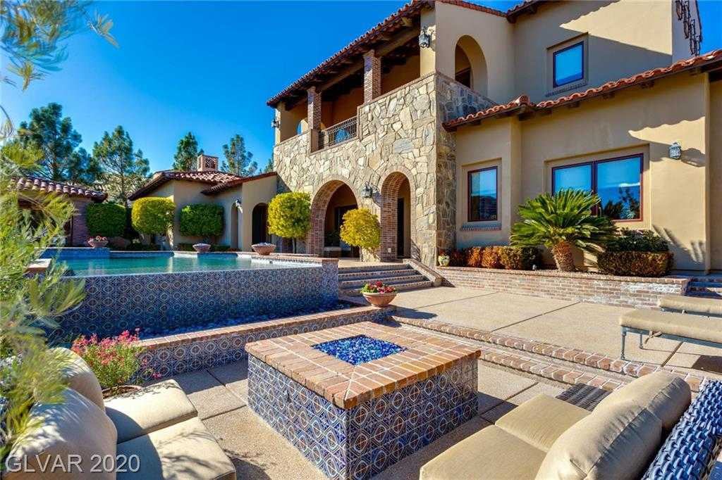 $3,500,000 - 4Br/7Ba -  for Sale in Parcel 315 Unit 1 At Southern, Las Vegas