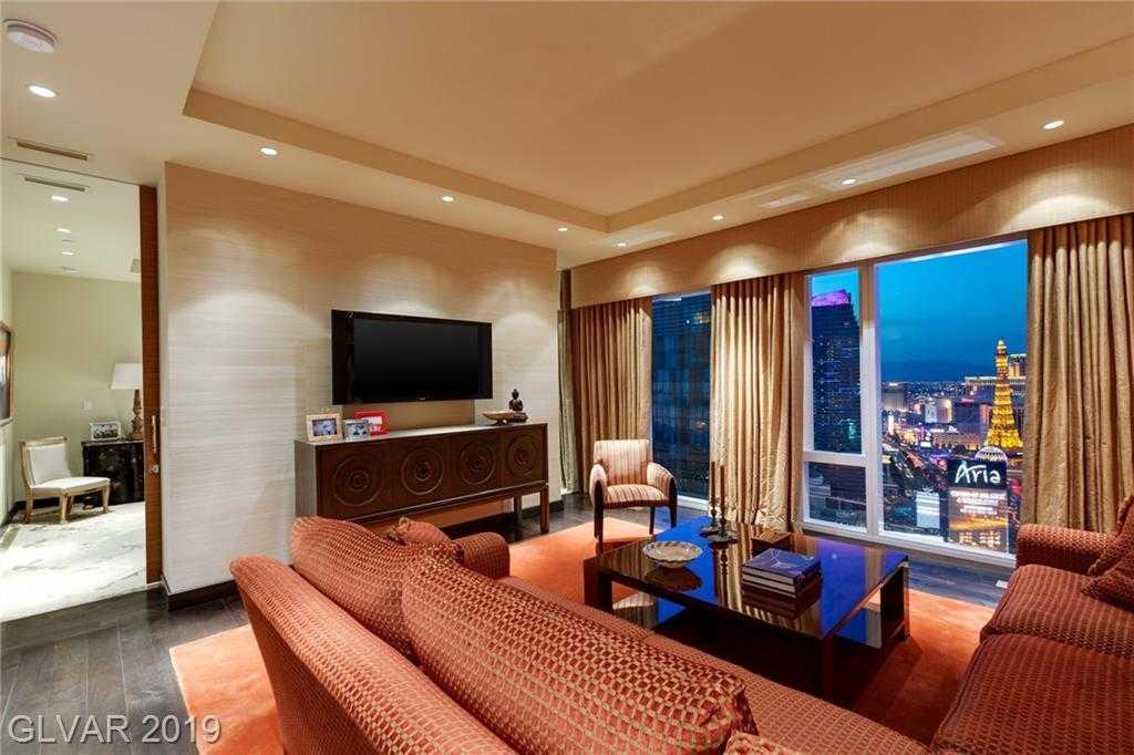 $4,250,000 - 2Br/3Ba -  for Sale in Resort Condo At Luxury Buildin, Las Vegas