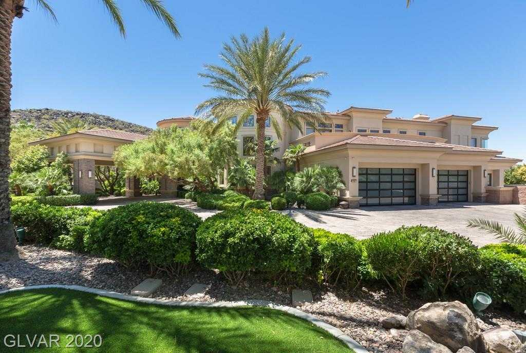 $7,350,000 - 7Br/11Ba -  for Sale in Foothills At Macdonald Ranch L, Henderson