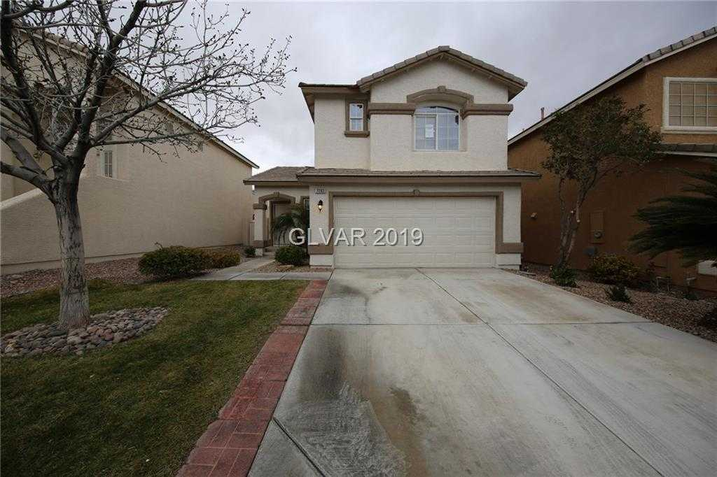 $249,900 - 3Br/3Ba -  for Sale in Canyon Trail At Rhodes Ranch-, Las Vegas