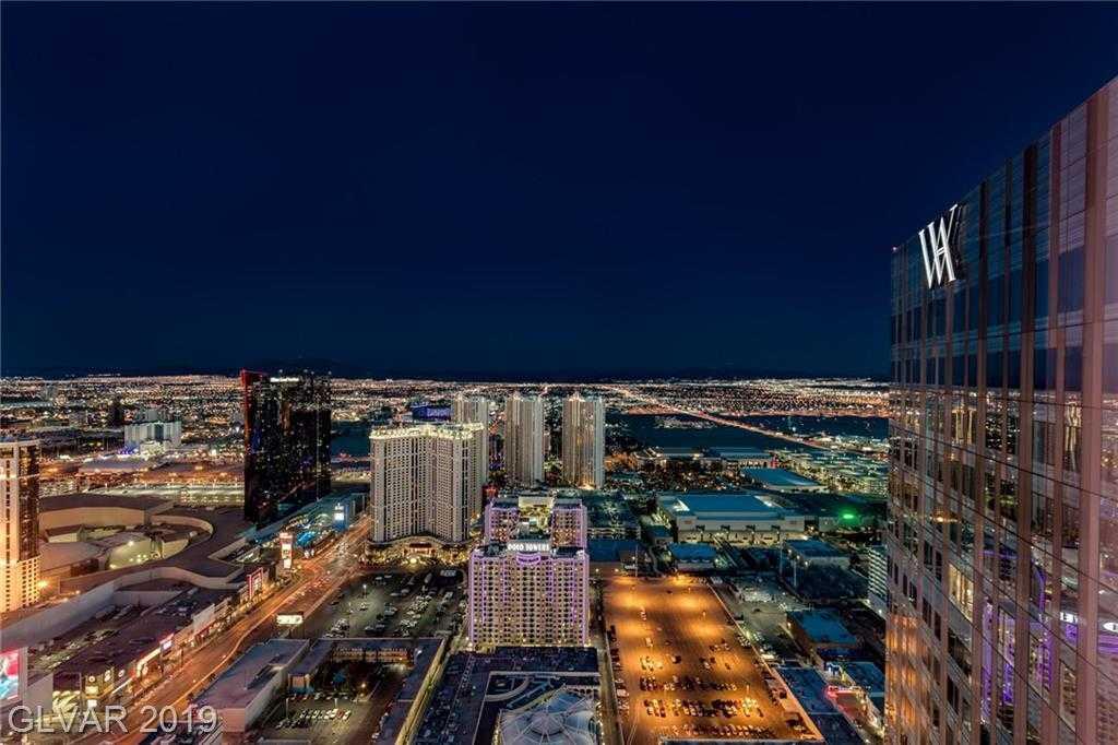$6,499,000 - 3Br/4Ba -  for Sale in Resort Condo At Luxury Buildin, Las Vegas