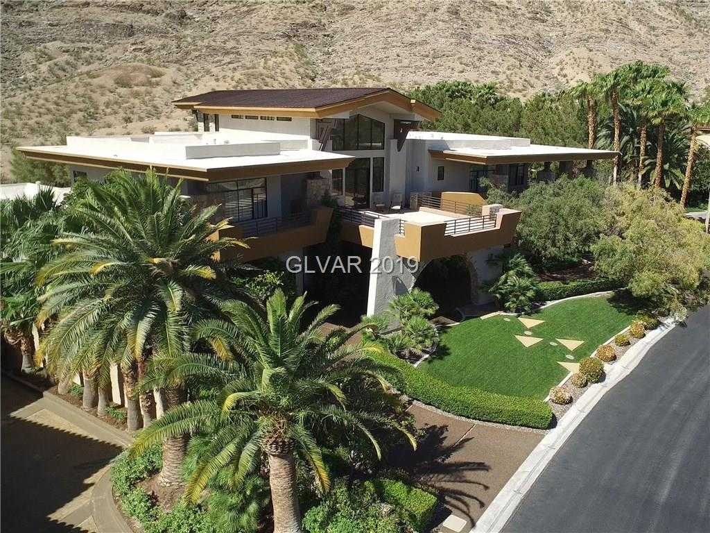 $3,800,000 - 6Br/9Ba -  for Sale in Red Rock Cntry Club At Summerl, Las Vegas