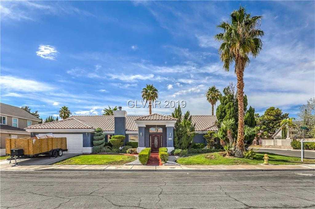 $389,000 - 3Br/2Ba -  for Sale in Worthen Est, Las Vegas