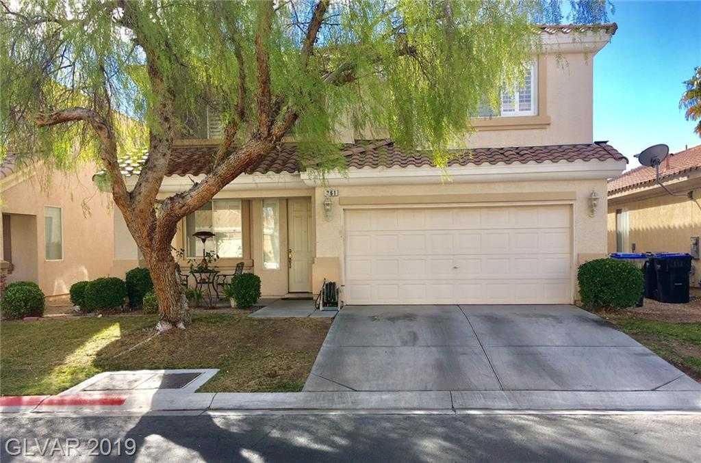 $349,900 - 4Br/3Ba -  for Sale in Unit 5-woods Parcel 10 At Rhod, Las Vegas