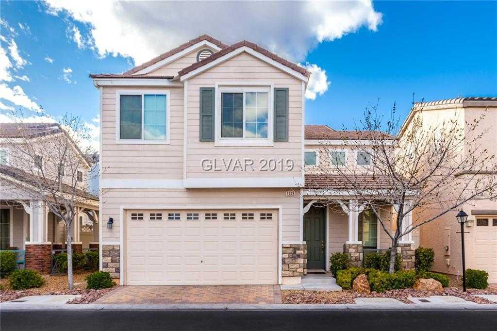 $274,900 - 3Br/3Ba -  for Sale in Lamplight Cottages Unit 2, Las Vegas