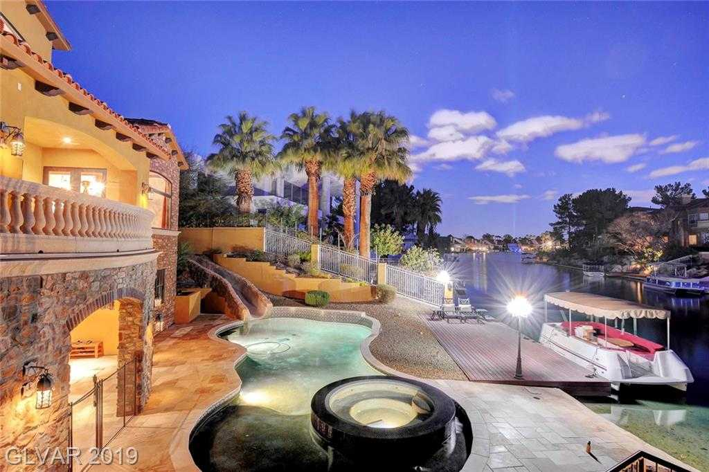 $4,750,000 - 6Br/9Ba -  for Sale in Lakes At West Sahara Phase 1, Las Vegas