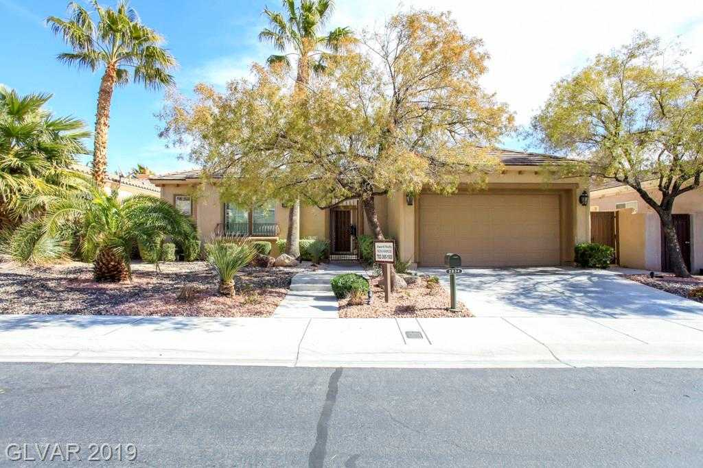 $688,888 - 3Br/3Ba -  for Sale in Red Rock Cntry Club At Summerl, Las Vegas