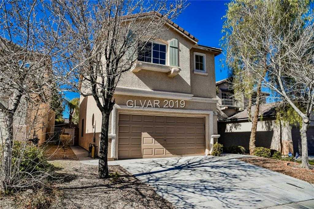 $319,900 - 3Br/3Ba -  for Sale in Sierra Madre At Rhodes Ranch-, Las Vegas