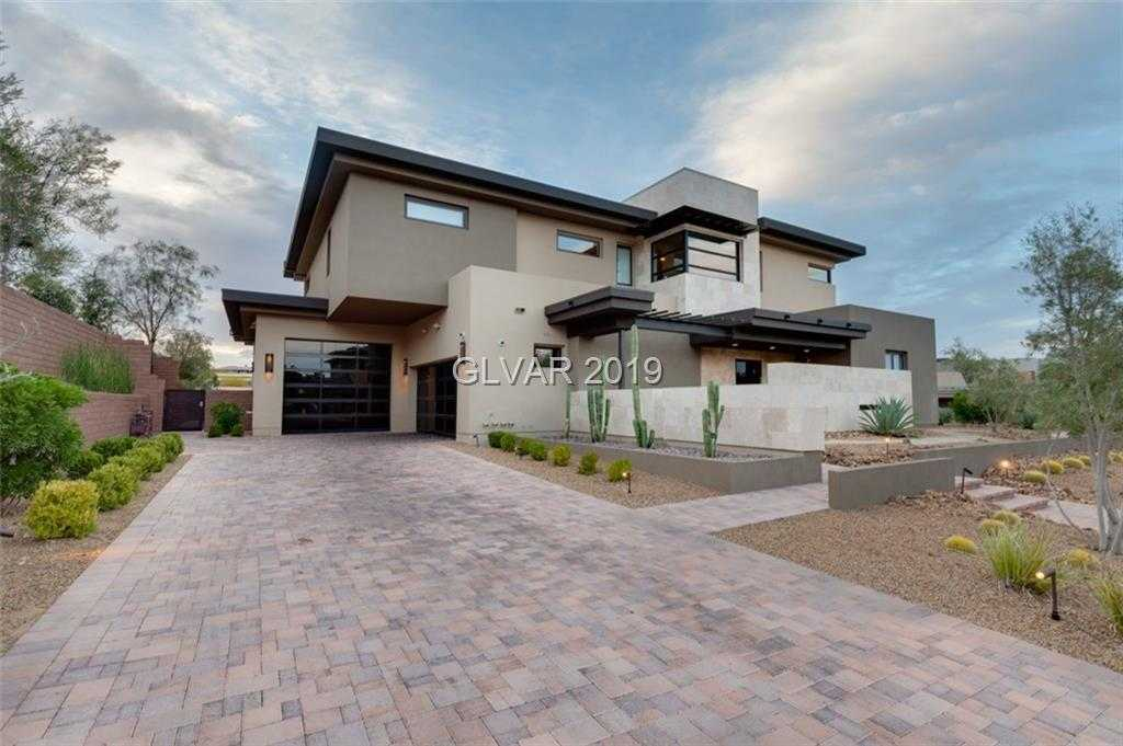 $3,888,000 - 5Br/5Ba -  for Sale in Summerlin Village 18 Ridges Pa, Las Vegas