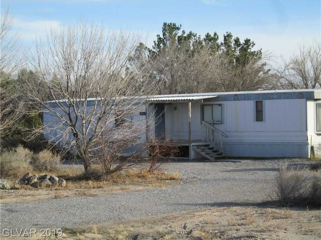 $50,000 - 2Br/2Ba -  for Sale in Green Saddle Ranch, Pahrump