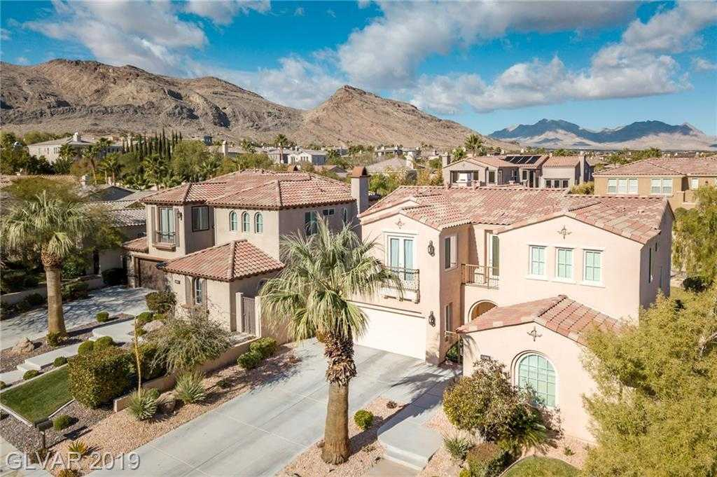 $799,000 - 4Br/5Ba -  for Sale in Red Rock Cntry Club At Summerl, Las Vegas