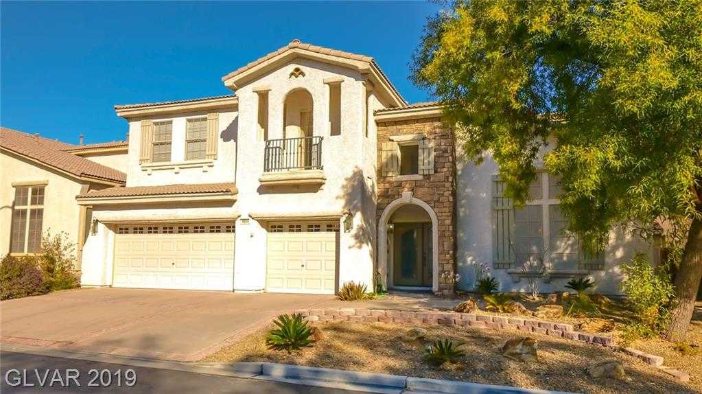 $569,900 - 4Br/4Ba -  for Sale in Laurentia At Southern Highland, Las Vegas