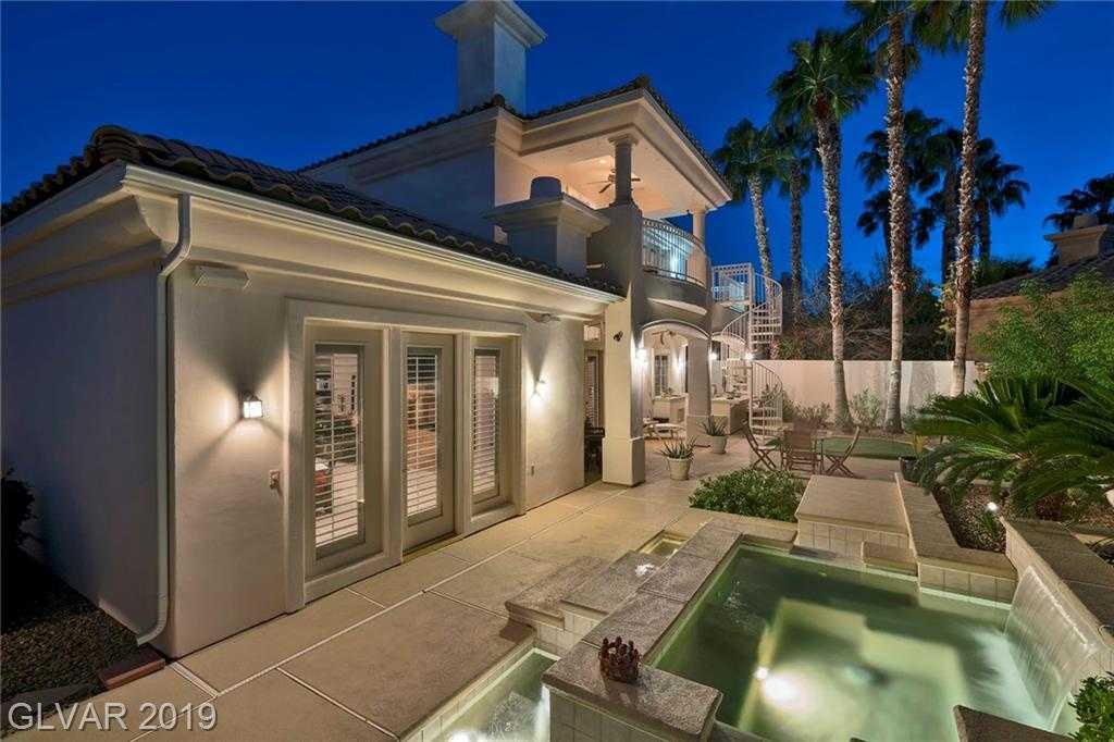 $703,000 - 3Br/4Ba -  for Sale in Lake Las Vegas Parcel 32, Henderson