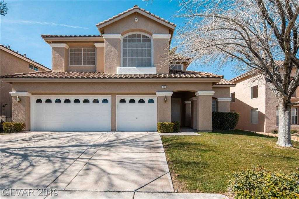 $559,000 - 5Br/4Ba -  for Sale in Green Valley Ranch, Henderson