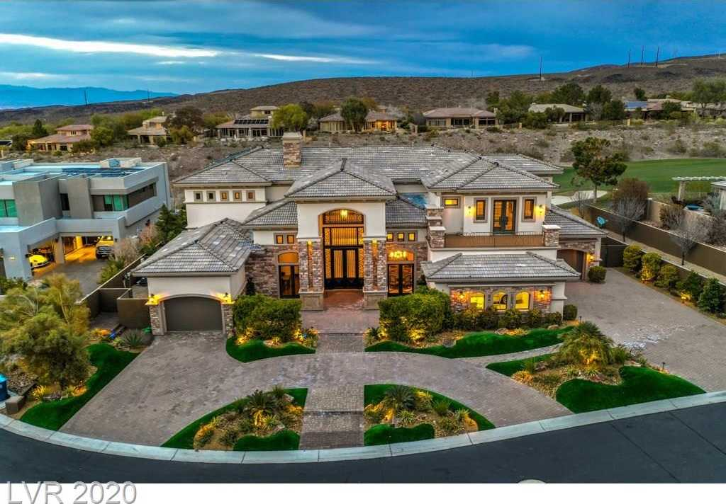 $3,299,990 - 5Br/7Ba -  for Sale in Anthem Cntry Club Parcel 9, Henderson