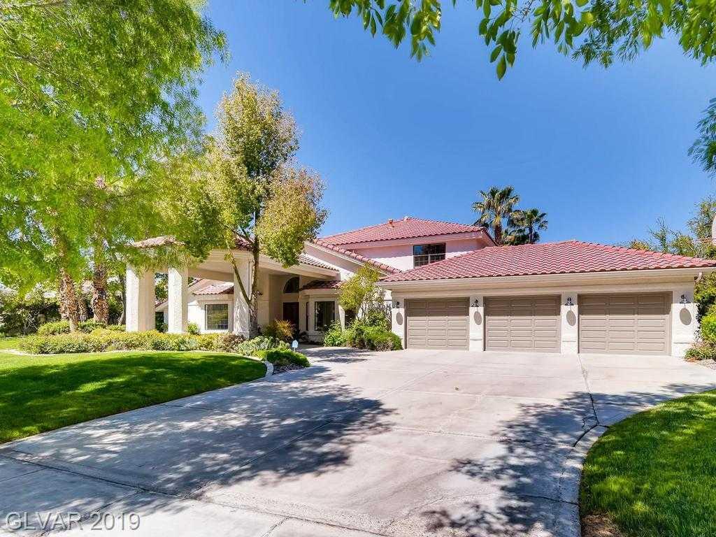 $1,125,000 - 5Br/5Ba -  for Sale in Quail Ridge Est #02, Henderson
