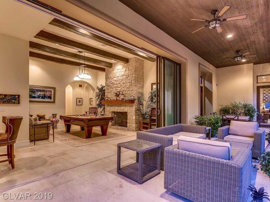 $1,999,000 - 4Br/4Ba -  for Sale in Lot 319 Unit #1 At Southern Hi, Las Vegas
