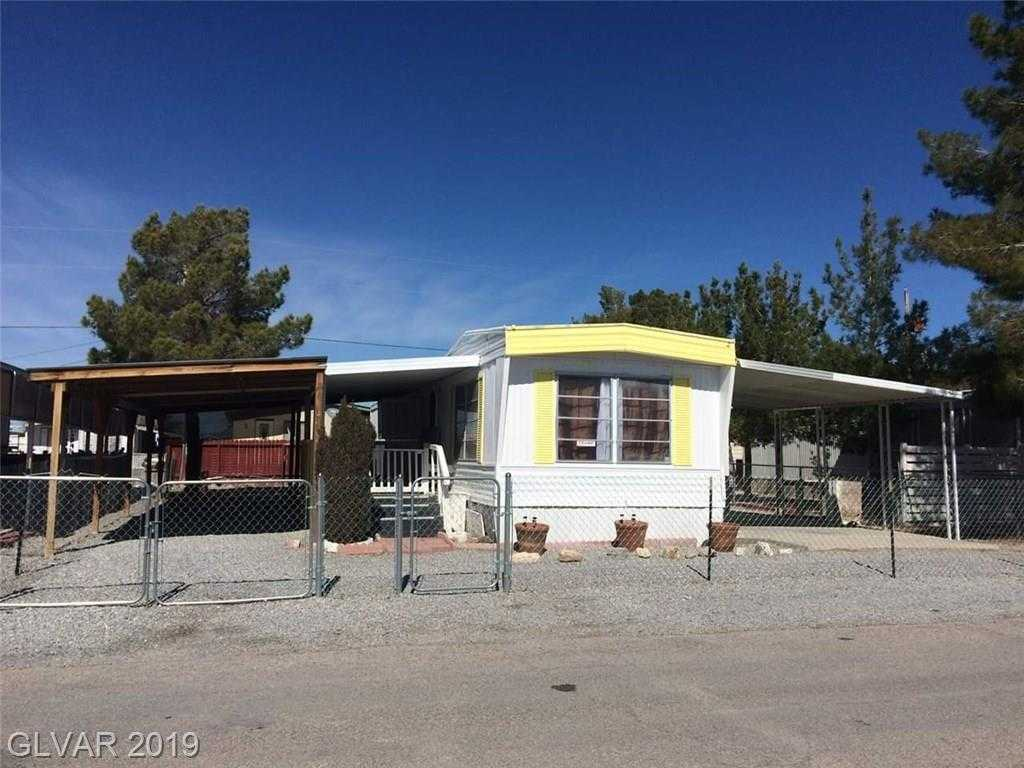 $50,000 - 2Br/1Ba -  for Sale in Calvada Valley U.8a, Pahrump