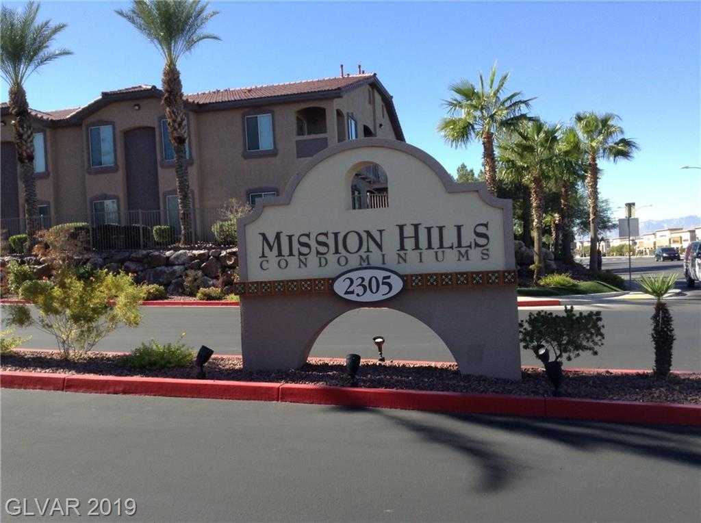 $185,000 - 2Br/2Ba -  for Sale in Mission Ridge 2-unit 1, Henderson