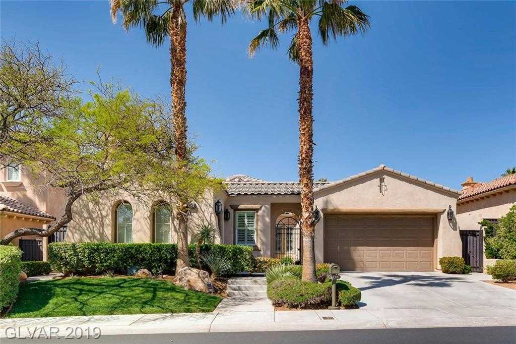 $780,000 - 3Br/4Ba -  for Sale in Red Rock Cntry Club At Summerl, Las Vegas