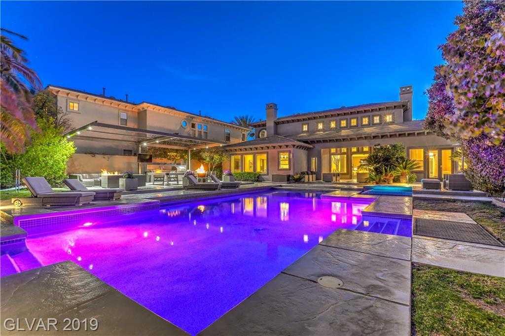 $2,349,888 - 4Br/5Ba -  for Sale in Parcel O Summerlin Village 3, Las Vegas