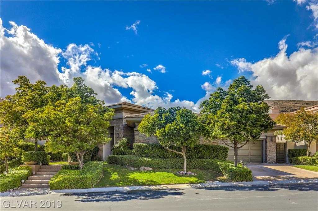 $1,300,000 - 4Br/4Ba -  for Sale in Red Rock Cntry Club At Summerl, Las Vegas