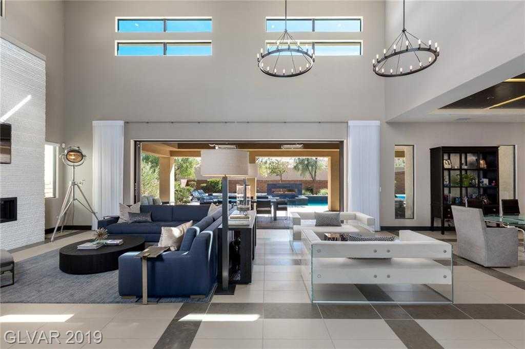 $2,375,000 - 3Br/5Ba -  for Sale in Summerlin Village 18 Ridges Pa, Las Vegas