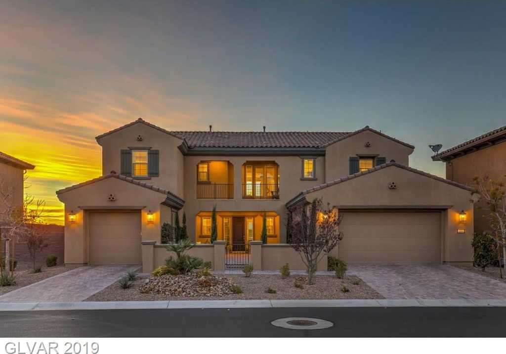 $699,900 - 4Br/4Ba -  for Sale in Provence Cntry Club Parcel 3, Henderson