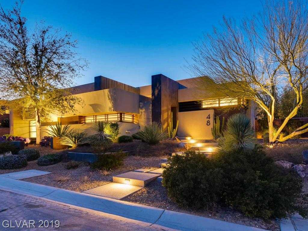 $3,995,000 - 5Br/7Ba -  for Sale in Summerlin Village 18 Ridges Pa, Las Vegas