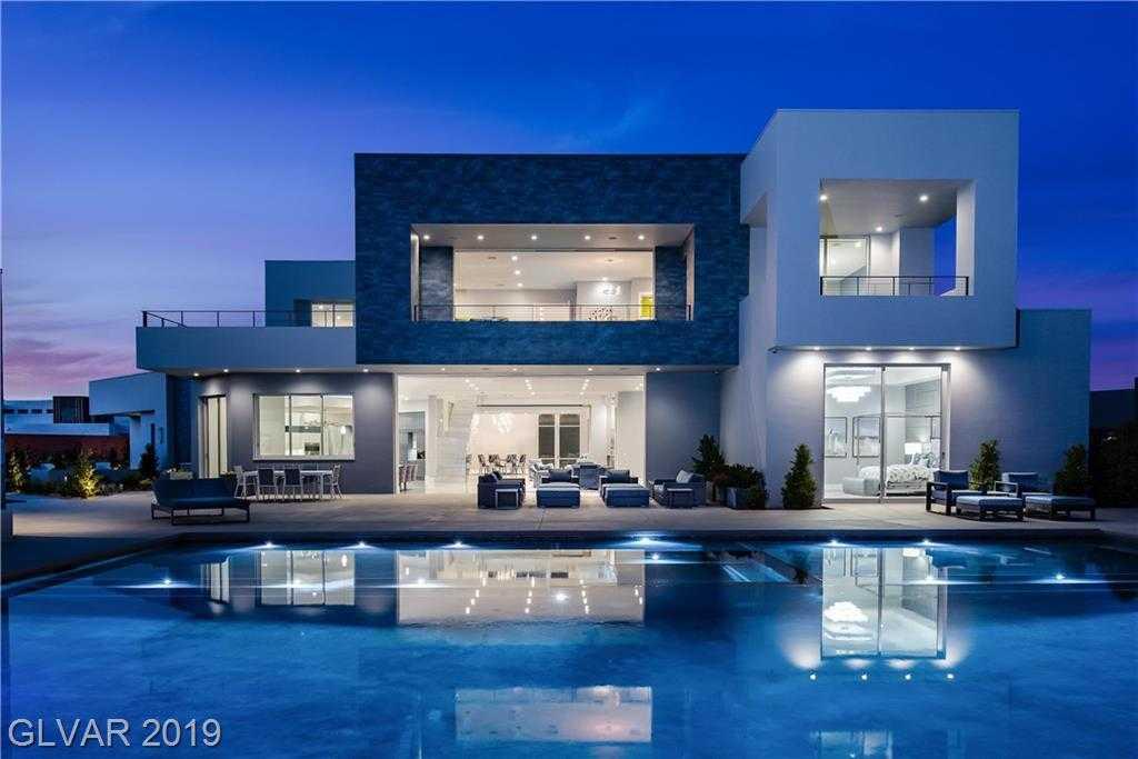 $8,999,000 - 5Br/10Ba -  for Sale in Summerlin Village 18 Ridges Pc, Las Vegas