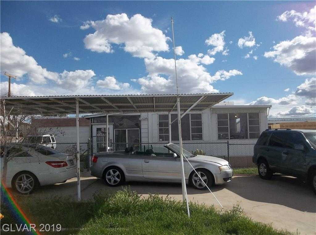 $199,000 - 2Br/2Ba -  for Sale in Sunrise Sub #4 Trlr Est, Henderson