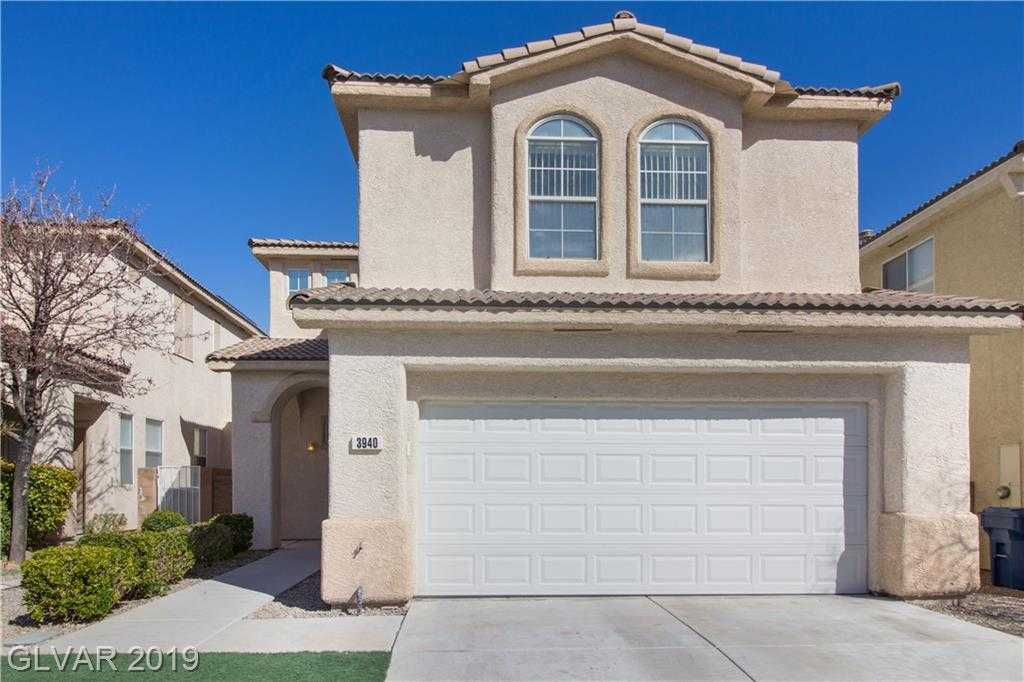 $319,999 - 3Br/3Ba -  for Sale in Via Dana Unit #4 At Southern H, Las Vegas