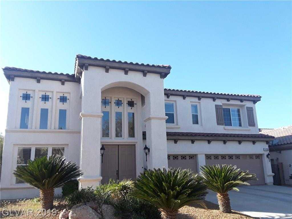 $569,000 - 4Br/4Ba -  for Sale in San Sevino East At Southern Hi, Las Vegas