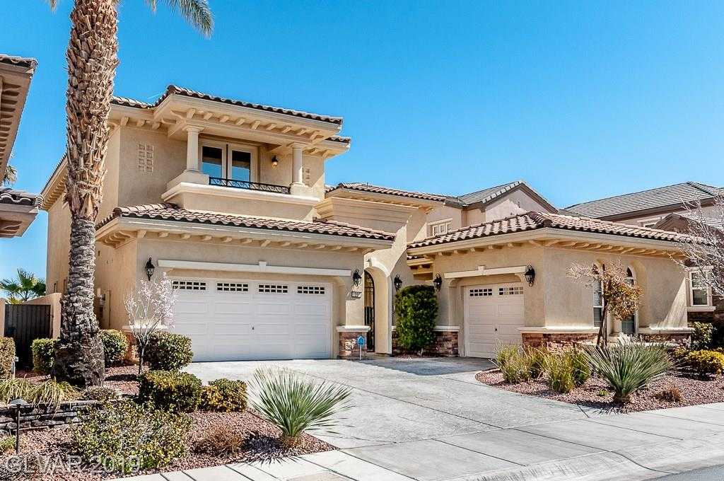 $1,100,000 - 4Br/4Ba -  for Sale in Red Rock Cntry Club At Summerl, Las Vegas