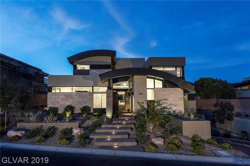 $4,250,000 - 6Br/7Ba -  for Sale in Summerlin Village 18 Ridges Pc, Las Vegas
