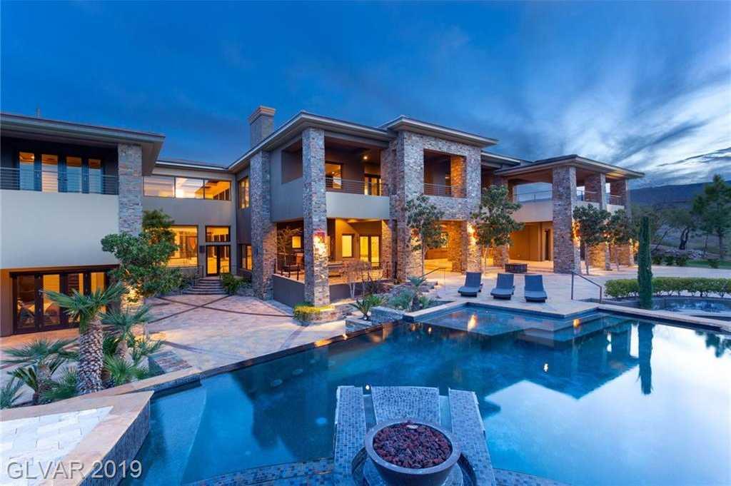 $5,950,000 - 9Br/12Ba -  for Sale in Summerlin Village 18 Phase 1 U, Las Vegas