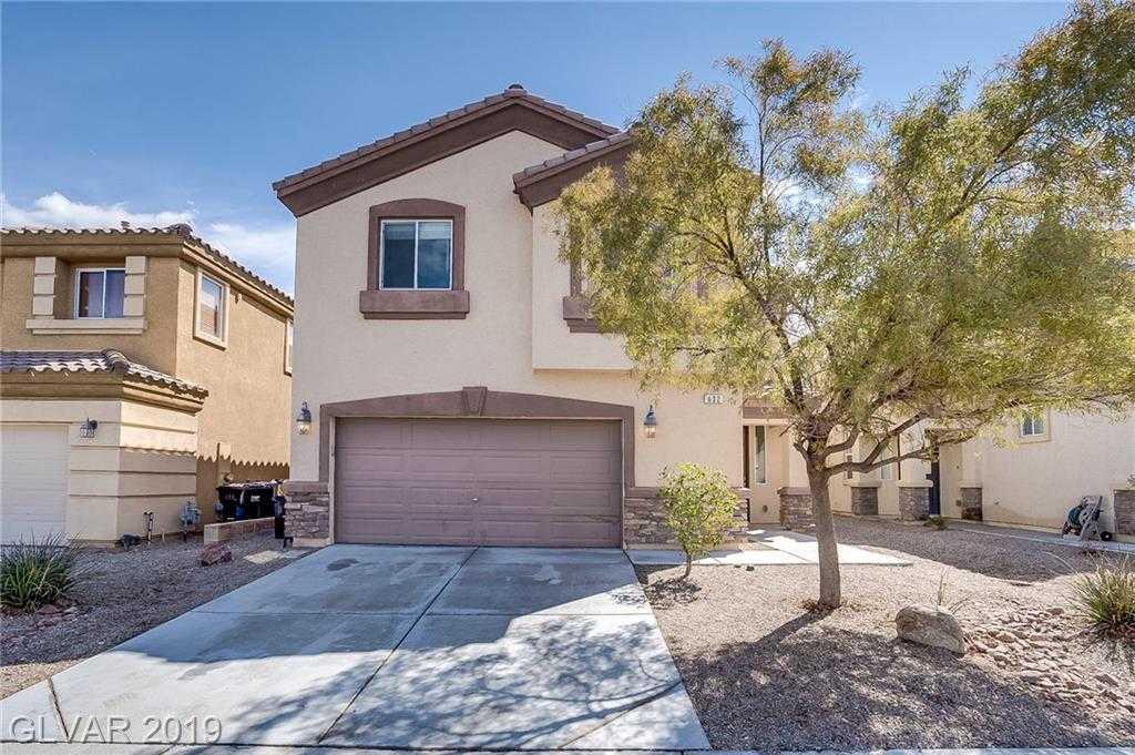 $350,000 - 3Br/3Ba -  for Sale in Parcel 14 At Rhodes Ranch Unit, Las Vegas