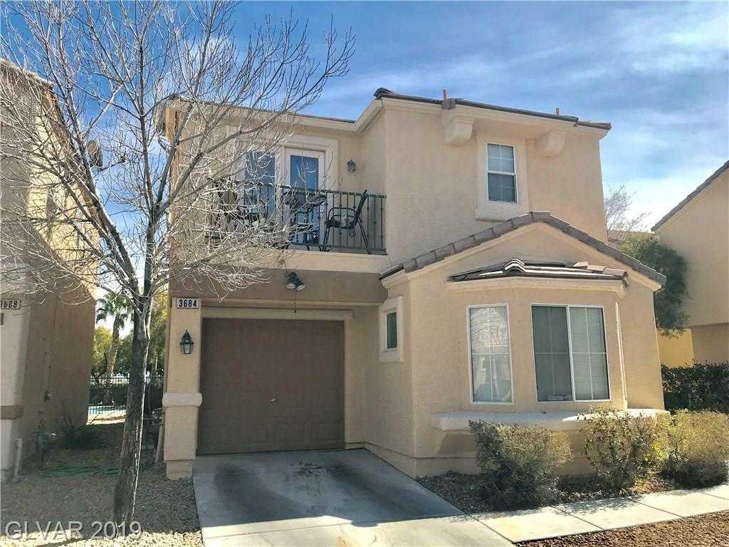 $245,000 - 3Br/3Ba -  for Sale in Sierra Crossings-phase 2, Las Vegas