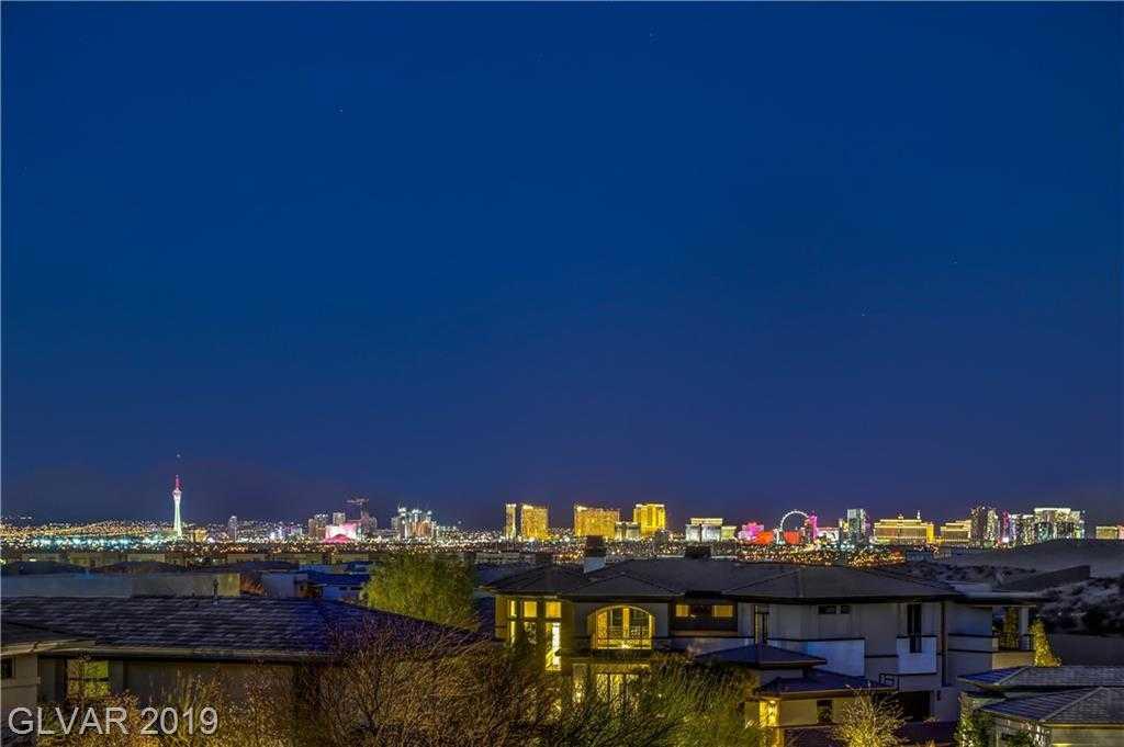 $3,585,000 - 4Br/7Ba -  for Sale in Summerlin Village 18 Ridges Pc, Las Vegas