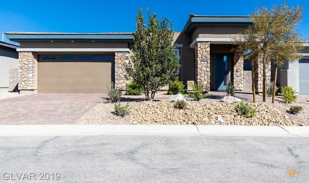 $509,290 - 2Br/2Ba -  for Sale in Reflection Bay Outlook, Henderson