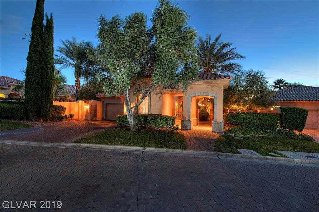 $850,000 - 3Br/4Ba -  for Sale in Lake Las Vegas Parcel 21, Henderson