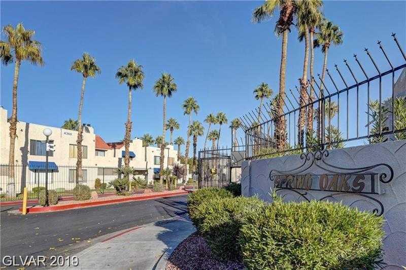 $170,000 - 2Br/2Ba -  for Sale in Spring Oaks Lot J 2nd Amd, Las Vegas
