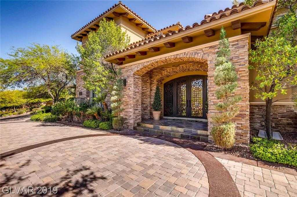 $6,200,000 - 6Br/9Ba -  for Sale in Estates At Southern Highlands-, Las Vegas