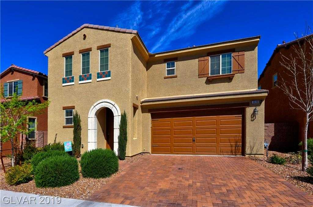 $404,900 - 4Br/3Ba -  for Sale in Inspirada Pod 3-3 Unit 1, Henderson