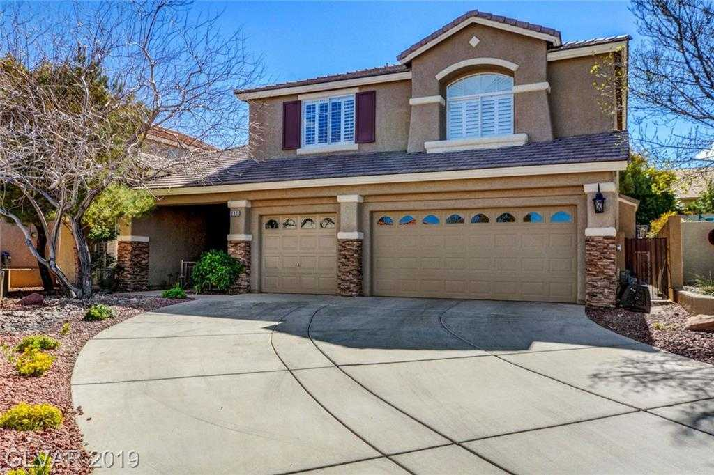 $675,000 - 5Br/3Ba -  for Sale in Green Valley Ranch, Henderson