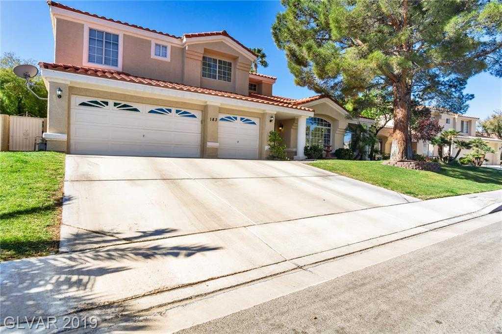 $549,988 - 4Br/4Ba -  for Sale in Summerhill Unit 2, Las Vegas