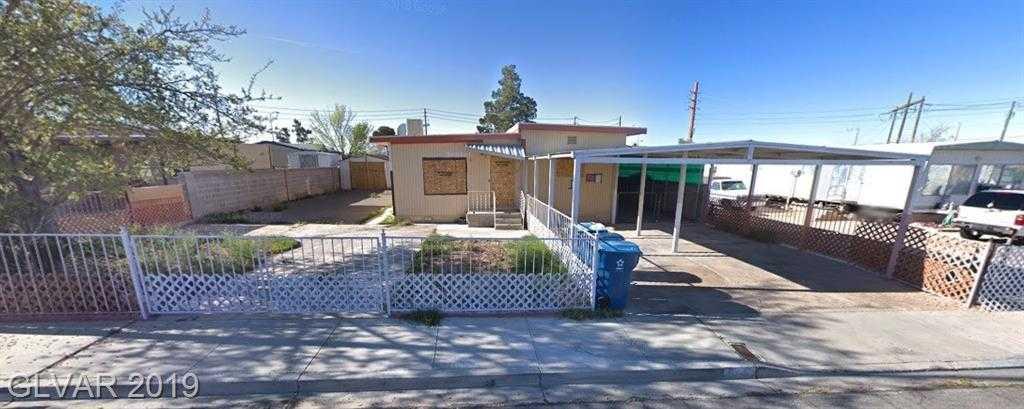 $35,000 - 3Br/2Ba -  for Sale in Sunrise Trlr Est Unit #5b, Las Vegas